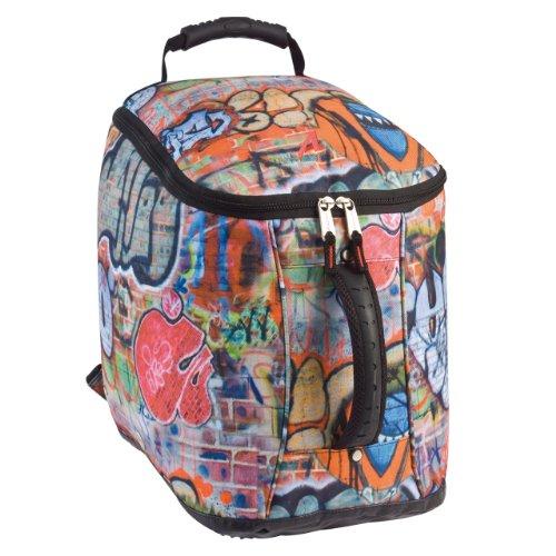 Athalon Dual Entry Ski Boot Bag Graffiti