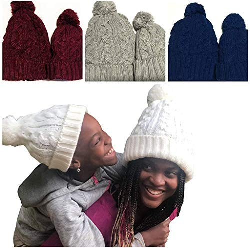 Protective Hairstyle Nation Satin Lined Winter Hat