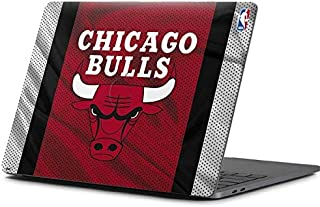 Skinit Decal Laptop Skin for MacBook Pro 13-inch (2016-17) - Officially Licensed NBA Chicago Bulls Away Jersey Design
