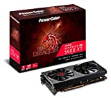 PowerColor Red Dragon AMD Radeon RX 5600 XT 6GB AXRX 5600XT 6GBD6-3DHR/OC
