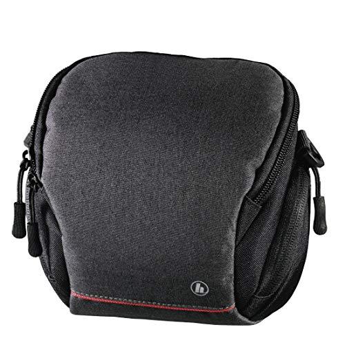 Hama Zambia compacte behuizing zwart, grijs - cameratas/-koffer (compacte behuizing, elk merk, schouderriem, zwart, grijs)