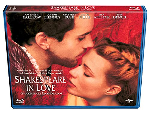 SHAKESPEARE IN LOVE  - EDICIÓN HORIZONTAL (BD) [Blu-ray]