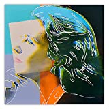 VUSMH Andy Warhol Works Poster Ingrid Bergman Herself