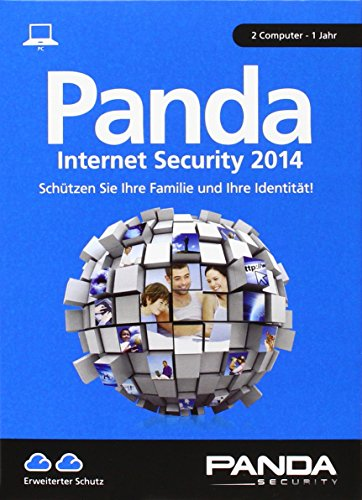 Panda Internet Security 2014 2PCs [import allemand]