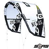 CORE 2019 Nexus Kitesurf - Cometa, Color Blanco, 5 MTR