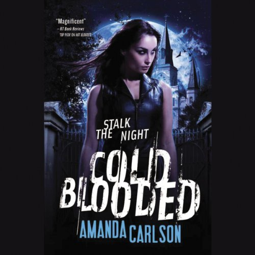 Cold Blooded cover art