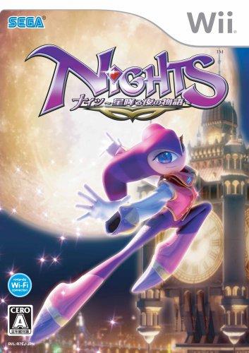 NiGHTS: Journey of Dreams / NiGHTS: Hoshi Furu Yoru no Monogatari [Japan Import]