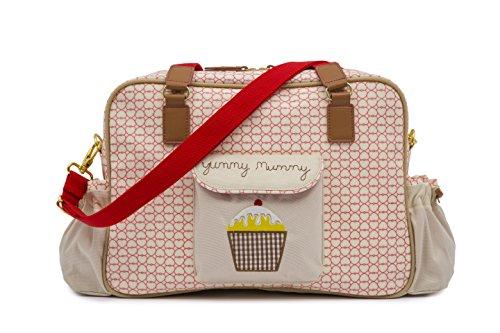Pink Lining Wickeltasche, True Love, Motiv: Yummy Mummy
