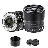 Viltrox 56mm F1.4 XF Autofokus APS-C Objektiv für Fujifilm X-Mount Kamera X-S10 X-T4 X-T3 X-T30 X-T20 X-PRO3 X-H1 X-A20