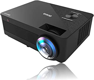 "Aiwa Wi-Fi Multimedia Projector with Bluetooth Audio 9000 lumens 165"" Image Size 1080p Supported (ALP580)"
