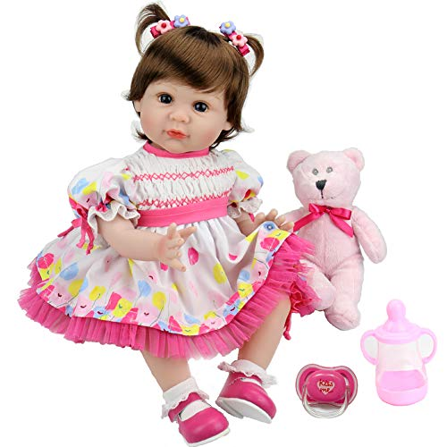 top rated Realistic Aori Realistic Reborn Baby 22inch Realistic Babydoll 2020