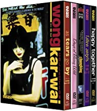 Wong Kar Wai Collection: (As Tears Go By / Days of Being Wild / Fallen Angels / Chungking Express / Happy Together)