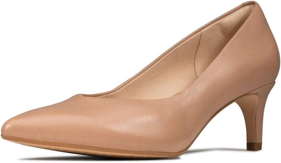 Clarks Laina55 Court, Zapatos de Tacón Mujer