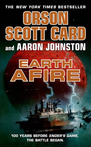 Earth Afire (The First Formic War Book 2)