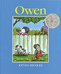 Owen a picture book about being brave