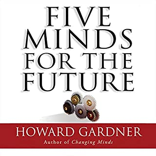 Five Minds for the Future audiobook cover art