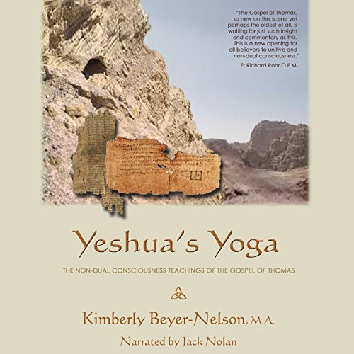 Yeshua's Yoga cover art