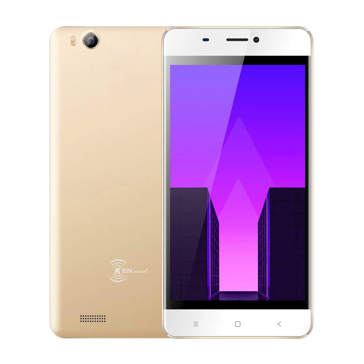 KXD V6 Smartphone(Gold): Amazon.es: Electrónica