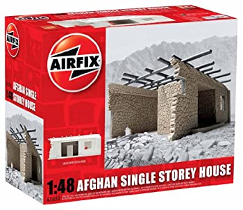 Airfix A75010 Afghan Single Storey House Model Building Kit 1 48 Scale