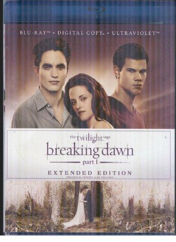 Twilight Saga: Breaking Dawn - Part 1 (Extended) [Edizione: Stati Uniti] [Reino Unido] [Blu-ray]
