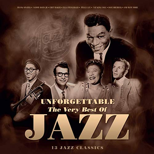 Unforgettable-the Very Best of Jazz [Vinyl LP]