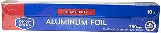 """Berkley Jensen aluminum foil 18\"""" 750 sq. ft"""