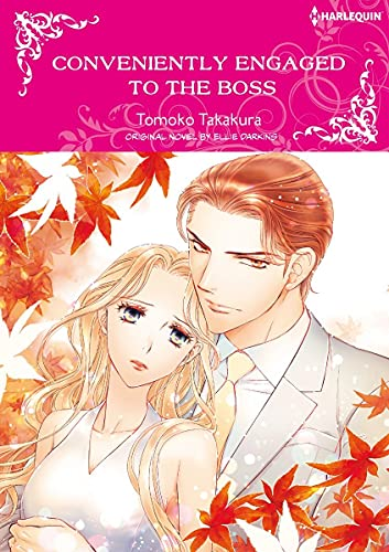 Conveniently Engaged To The Boss: Harlequin Comics