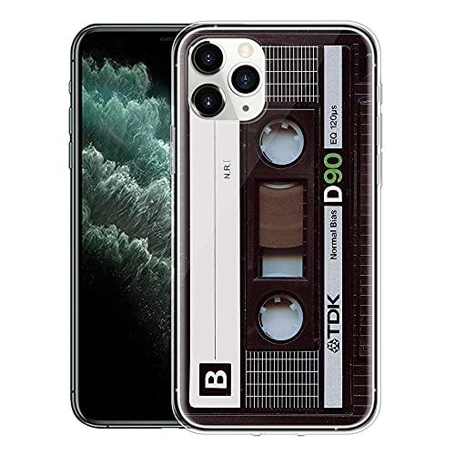 ZhuoFan Funda para Samsung Galaxy S20 Fe 5G / S20 Lite, fina y transparente, de silicona con estampado, antigolpes y antigolpes