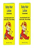 Clubman Baby Hair Lotion 2.0 oz (Set of 2)