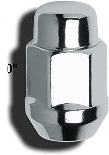 Gorilla Automotive 41188 Acorn Bulge Lug Nut - 1/2-Inch Thread Size - Box of 100