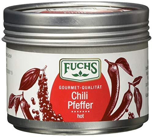 Fuchs Chili-Pfeffer hot, 2er Pack (2 x 35 g)
