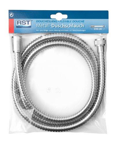 RST 1522 Duschschlauch Metall verchromt, 150cm
