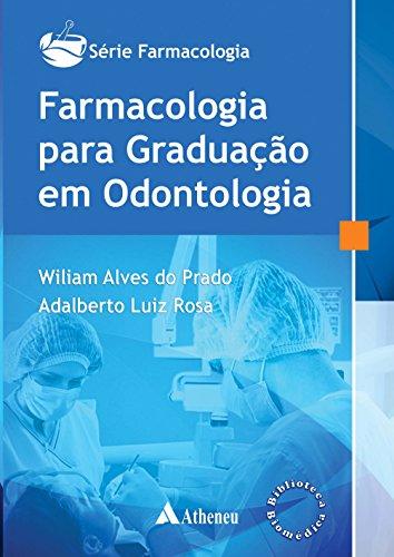 Farmacologia para Graduação em Odontologia ebook