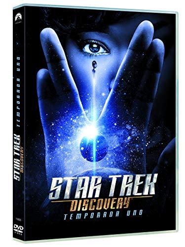 Star Trek Discovery - Temporada 1 [DVD]