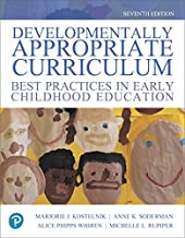 developmentally appropriate curriculum kostelnik