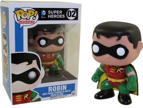 Funko 2209 DC Comics Universe - Batman And Robin
