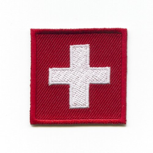 hegibaer Schweiz Suisse Bern Switzerland Flag Flagge Patch Aufnäher Aufbügler K-7