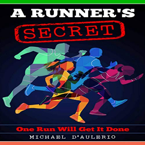A Runner's Secret audiobook cover art