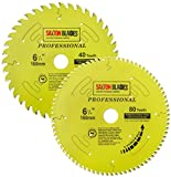 <span class='highlight'>TCT</span>160MXAPRO Saxton Professional Range <span class='highlight'>TCT</span> <span class='highlight'>Circular</span> <span class='highlight'>Saw</span> <span class='highlight'>Blade</span> 160mm 40 and 80T x <span class='highlight'>20mm</span> Bore, 16mm Ring Compatible with Festool TS55 Bosch Makita Dewalt etc (Pack A)