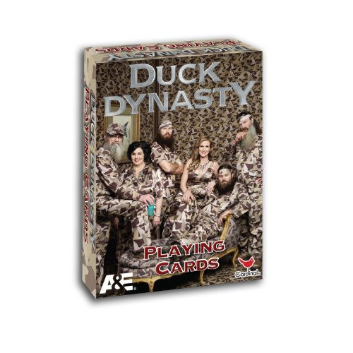 Duck Dynasty Playing Cards - Styles May V