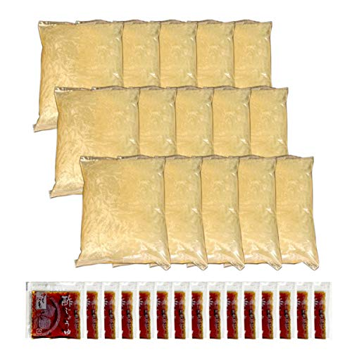 伊豆河童 ところてん 無地小袋包装 突き済みタイプ 150g×15袋 柿田名水 15人前 タレ付き 酢醤油