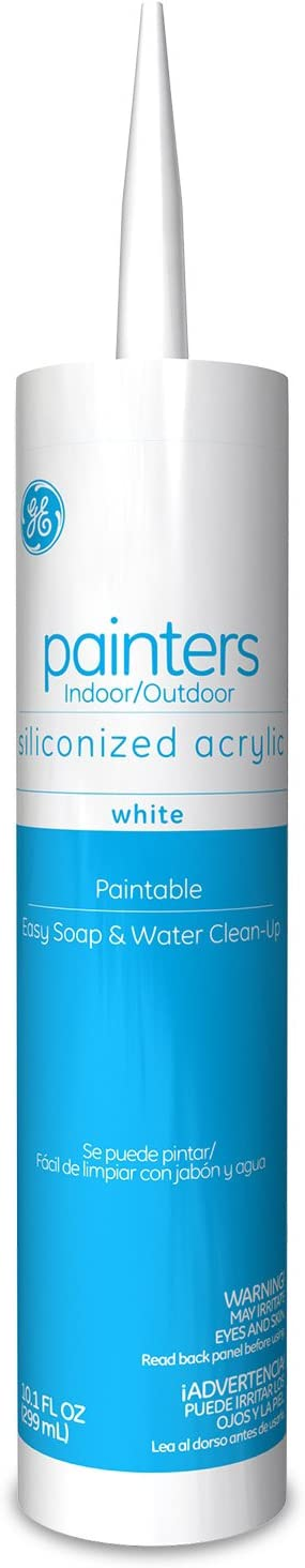 General Electric GE14449 Painters Siliconized 10. Caulk Acrylic Colorado Springs Mall Nashville-Davidson Mall