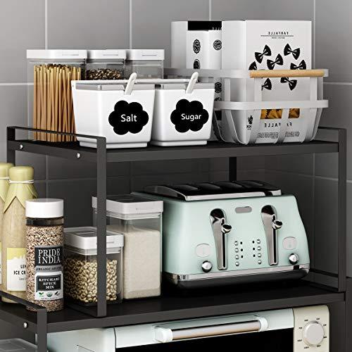 estante microondas de la marca ideaglass