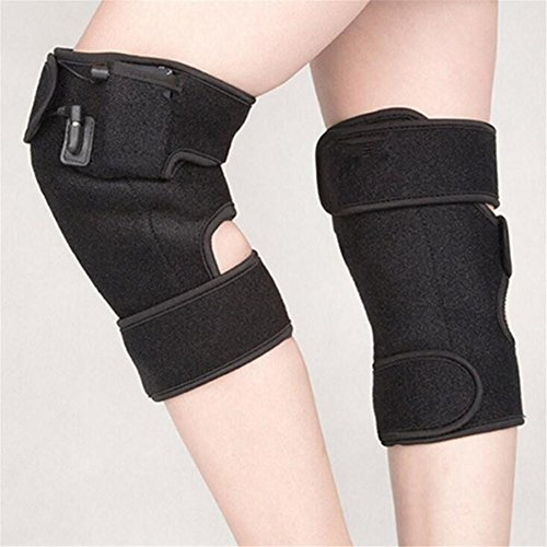 ELEGENCE-Z Far-Infrared Rechargeable Knee Warmers Heat And Warmth Therapy Best Knee Pain Relief High-End Gifts