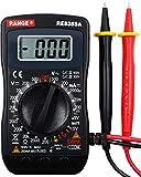 RE838SA basic digital multimeter pocket portable meter AC DC Voltage DC Current