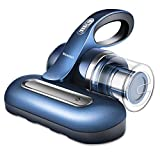 Mamibot Bed Cleaner Dust Mite Vacuum Handheld Cordless Mattress Cleaner, U Type UV Virus-Killing Lamp, Germicidal Lamp with Powerful Suction, Advanced HEPA Filtration for Beds Pillows,Sofas,Carpets
