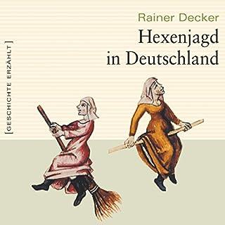Hexenjagd in Deutschland Titelbild