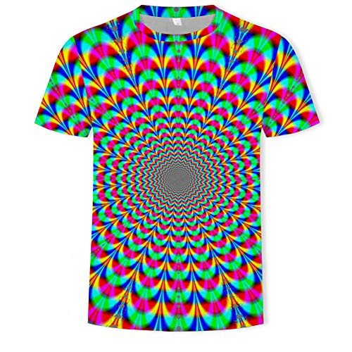 OEWFM 3D gedrucktes T-Shirt Männer Frauen Slipknot T-Shirt Heavy Metal T-Shirts T-Shirts T-Shirts alle Hoffnung ist Weg Männer T-Shirt-XL