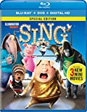 Sing [Blu-ray] Matthew McConaughey (Actor), Reese Witherspoon (Actor), Garth Jennings (Director) Rated: PG Format: Blu-ray
