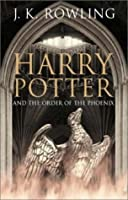 Harry Potter (Book 5) UK版: Harry Potter and the Order of the Phoenix [Adult Edition]